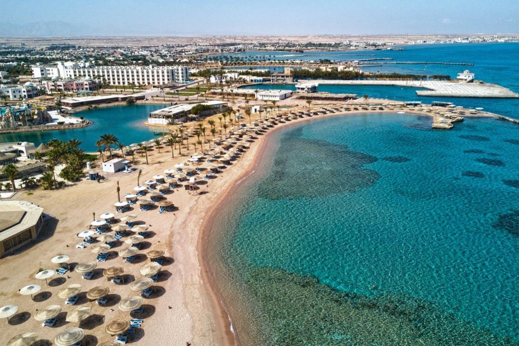 061e905c7ee Нов хотел в Хургада! Paradise Golden 5* С по-голяма площ, с повече  забавления, аквапрак и страхотен плаж!