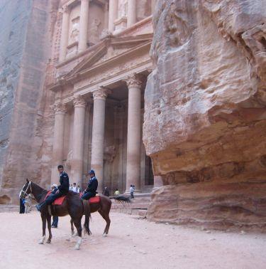 Йордания, обиколна програма с чартър
