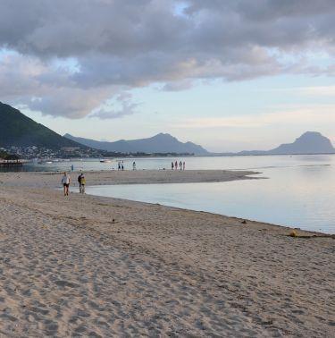 Почивка в Мавриций