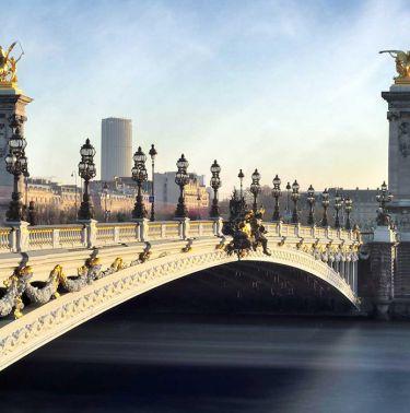 Париж - петдневна