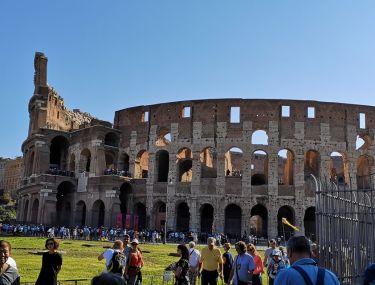 Рим през септември и октомври