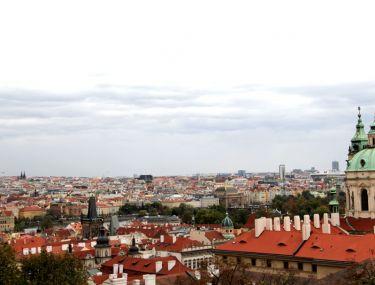 Прага, Карлови Вари, Хлубока и Чешке Будейовице