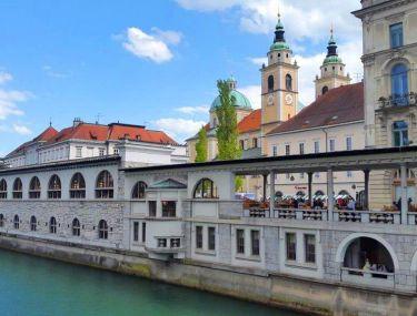 Загреб, Венеция, Любляна, Плитвице, Постойна яма