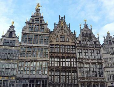 Самолетни екскурзии в Белгия
