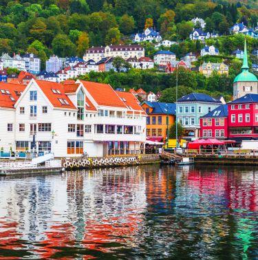 Лято в Скандинавия