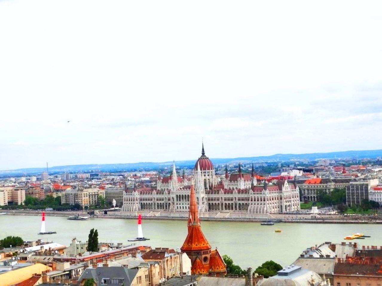 Речен круиз по Дунав до Виена, Братислава, Будапеща...