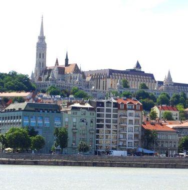 Нова Година - Виена - Будапеща