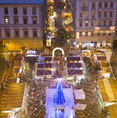 Коледа - Будапеща - Белград - тръгване от Варна, Шумен, Велико Търново, Плевен