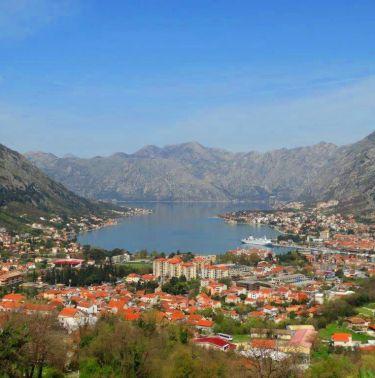Великден в Дубровник, Будва, Пераст и Котор