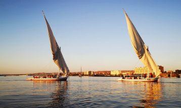 Пролет: Египет - Круиз по Нил, Хургада и Кайро