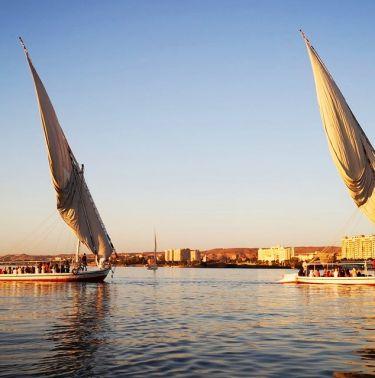 Египет - Круиз по Нил, Хургада и Кайро с полет София-Хургада