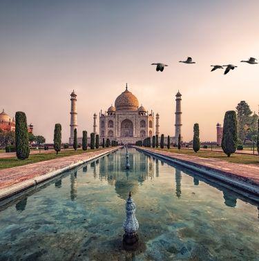 Индия на изобилието и разкоша