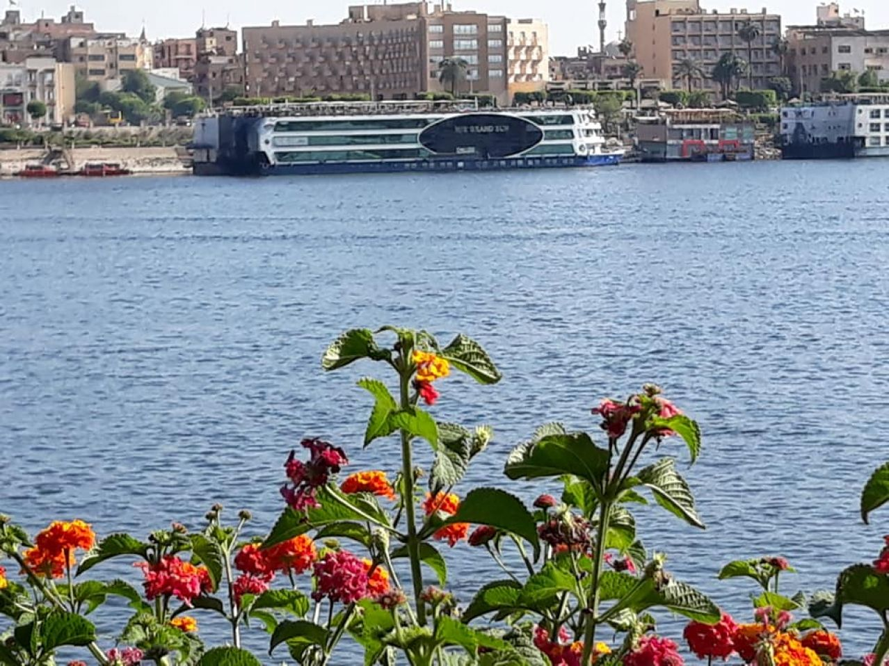 Есен: Круиз по Нил, Хургада и Кайро с вътрешен полет