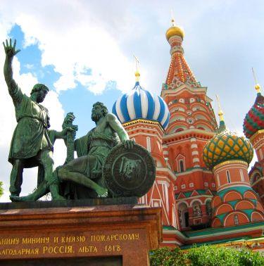 Москва и Санкт Петербург през 2021