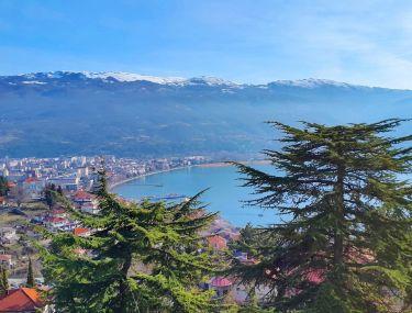 Нова година 2020 в Охрид