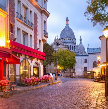 Париж - Брюксел - Амстердам