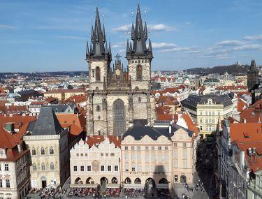 Самолетни екскурзии в Чехия
