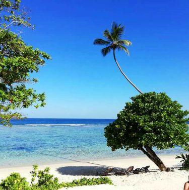 Нова година 2021 на остров Мавриций - кътче от Рая