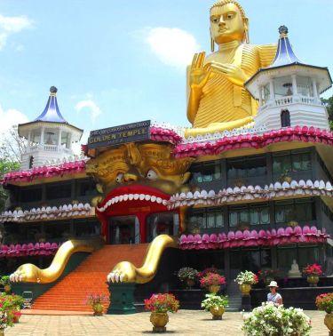 Нова година 2021 в Шри Ланка