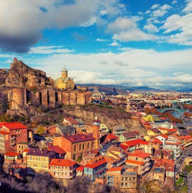 Нова година 2020 в Грузия: Тбилиси - горещата прегръдка на Кавказ