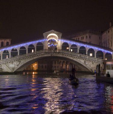 Венеция - предколедна